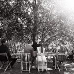 DIY Hochzeit im Wildland Hornborstel